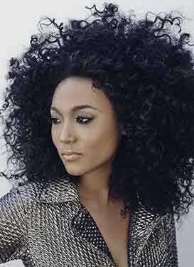 Photo of Judith Glory Hill singer on www.oneworldoursong.com